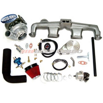 Kit Turbo Gm - Opala 6cc Com Turbina