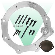 Flange Adaptadora Motor Ap X Câmbio Do Fusca