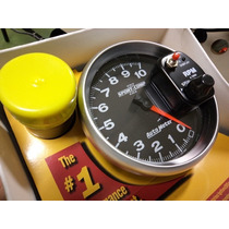 Contagiros Autometer Sport Comp 2 Turbo Arrancada Aspirado
