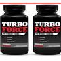 Turbo Force - 120 Capsulas! Original - Frete Grátis