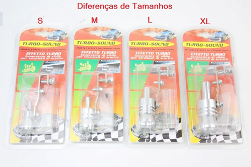 Turbo Virtual Simulador De Turbo Para Carros Apito Tuning S