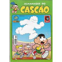 Almanaque Do Cascao #42 - Panini - Gibiteria Bonellihq