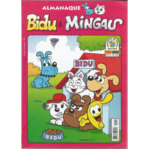 Almanaque Bidu E Mingau 12 Panini - Gibiteria Bonellihq
