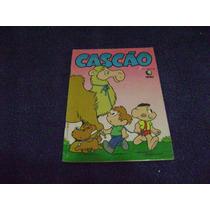 Gibi Cascão Nº 13 - Editora Globo - Julho 1987