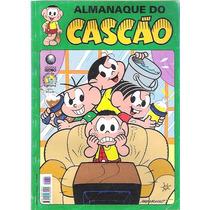 Gibi Almanaque Do Cascão Nº 89 Ed. Globo