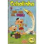 Cebolinha Nº 51 - Mauricio De Sousa - 1977 - Editora Abril