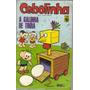 Cebolinha Nº 65 - Mauricio De Sousa - 1978 - Editora Abril
