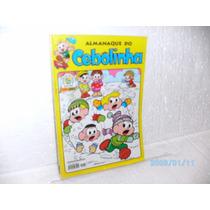 Gibi Almanaque Do Cebolinha Nº 4 Panini Comics Ótima Hq Fj