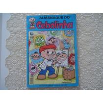 Almanaque Do Cebolinha #69 Ano 2002 Editora Globo
