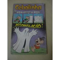 Gibi Cebolinha Nº 66 Ano De 1978 Editora Abril Raro