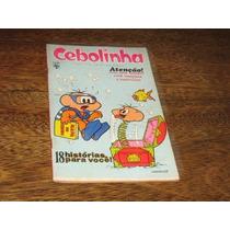 Cebolinha Nº 2 Fev/1973 Editora Abril Original Raríssimo