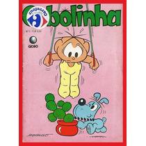 Gibi Cebolinha N° 01 Globo (1987) Raridade!