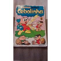 Almanaque Do Cebolinha - Editora Abril 1984 Turma Da Mônica