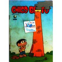 Gibi Chico Bento -10- Conheça O Monjolo-1987- Globo-cdlandia