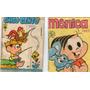 Mini Revistas Mônica E Chico Bento 1993 E 1984