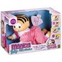 Boneca Baby Monica Que Engatinha - Lacrada Grow