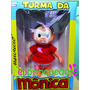 Boneca Turma Mônica Clássico 34 Cm Multibrink Pronta Entrega
