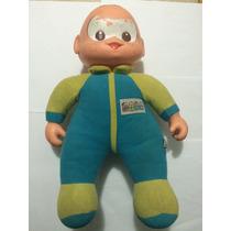 Boneco Antigo Da Estrela Turma Da Monica Cascão 42cm