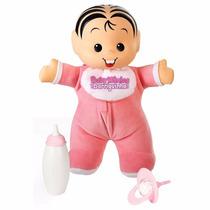 Boneca Baby Mônica Barriguinha Grow 02783