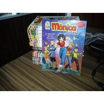 Revista Em Quadrinhos Mangá Turma Da Mônica Jovem Nº 6