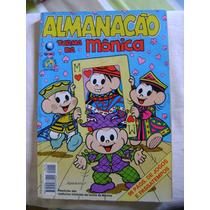 Almanacão Turma Da Mônica No.5 Out 96 Ed Globo Bom!