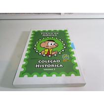 Raro Box Turma Da Mônica Coleção Histórica Nº 3 - Excelente