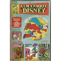 Lote Almanaque Disney Nº 11- 16 E 30 C/ Figurinhas
