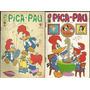 2 Gibis O Pica Pau Nº05 E Nº25 - Ed Abril 1975