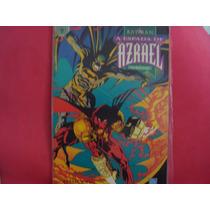 Cx Aaz 36 ## Dc Marvel Batman A Espada De Azrael 01 E 02