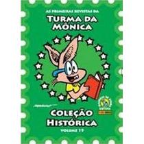 Box Turma Da Mônica: Coleção Histórica Vol.19