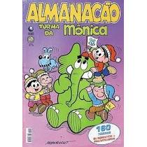 Almanacão Turma Da Mônica Vol.24