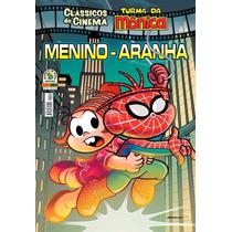 Clássicos Do Cinema - Turma Da Mônica - Menino-aranha