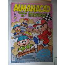 Almanacão Turma Da Mônica N° 21 Globo