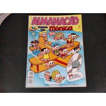 Almanacão Turma Da Mônica Nº 12 - Ed. Globo - 1999