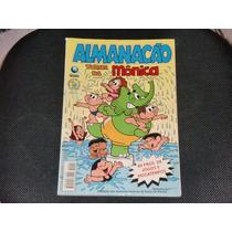 Almanacão Turma Da Mônica Nº 11 - Ed. Globo - 1999