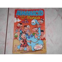 Almanacão Turma Da Mônica Nº 13 - Ed. Globo - 2000