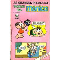 As Grandes Piadas Da Turma Da Monica 19-editora Globo