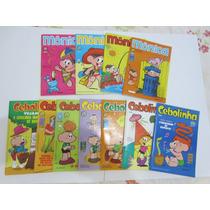 Revistas Coleção Histórica Turma Da Monica