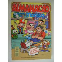 Almanacão Turma Da Mônica Nº 6 Ed. Globo