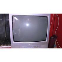 Tv 20 Polegadas De Tubo Usada Mas Funncionando...