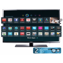 Smart Tv Led 3d 46 Samsung Full Hd 2 Hdmi 2 Usb 2 240hz