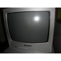 Tv Panasonic Panablack 14 Polegadas
