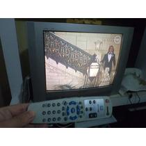 Televisão Gradiente 29 Polegadas Telefone Motorola Defeito