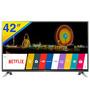 Smart Tv 3d Led 42 Lg Full Hd Com Webos, Wif, Hdmi E Usb