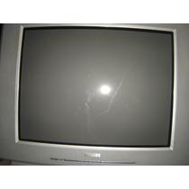 Tv Philips 29 Em Otimo Estado