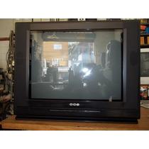 Tv Cce 21pol. Tela Plana Mod.: Hps-21avp Stereo