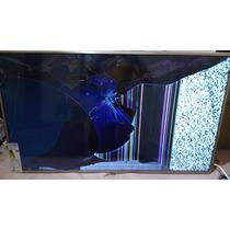 Tv Led 42 Lg 42lf5850 C/tela Trincada