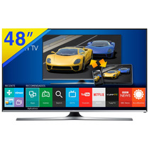 Smart Tv Led 48 Samsung Full Hd - 48j5500