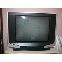 Tv Sharp Tela Plana 29 Polegadas - Tudo Ok - Otima Tv