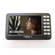 Tv Digital Portatil 4.3 Video Radio Fm Microsd Pen Drive Mp3